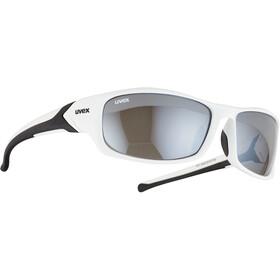 UVEX Sportstyle 211 Occhiali, bianco